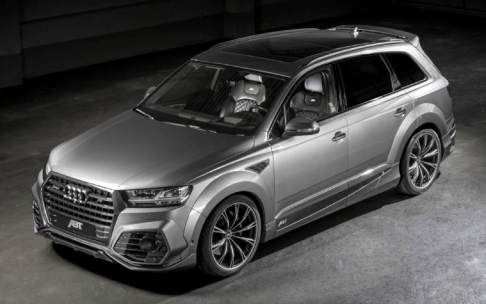 Audi SQ7 ABT BITURBO 520CV