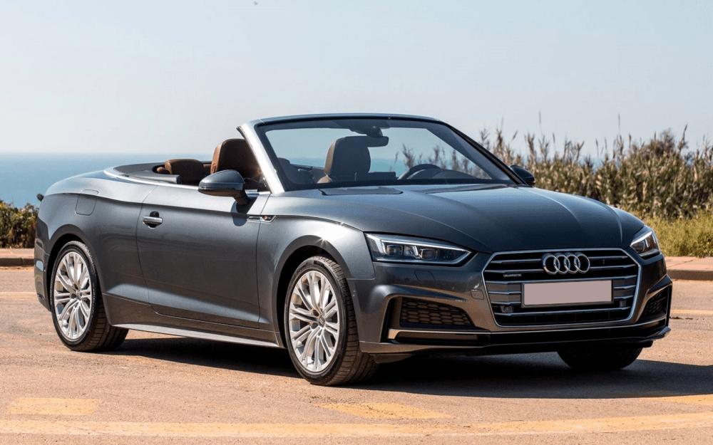 Audi A5 Cabrio 3.0 TDI QUATTRO S-Line 286CV