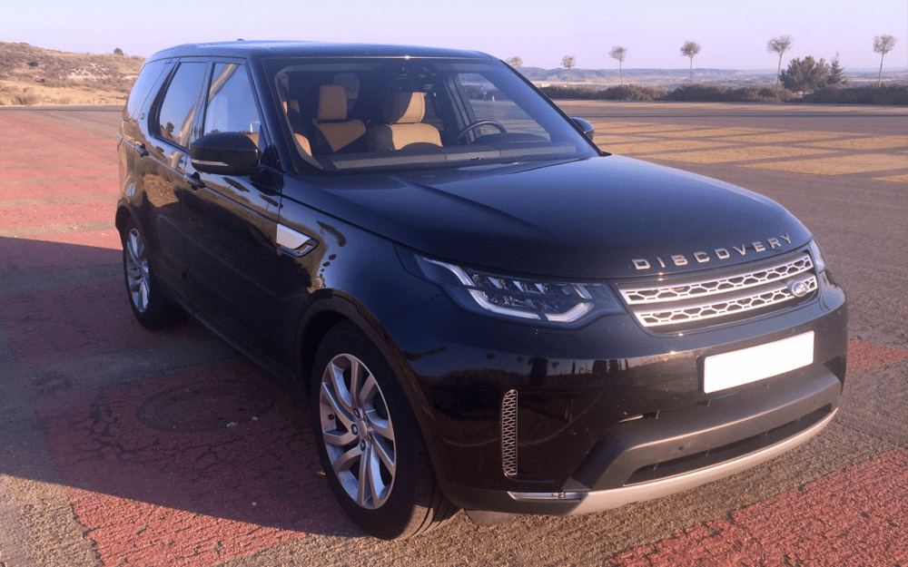 Land Rover Discovery 3.0 TDV6 HSE LUXURY 258CV