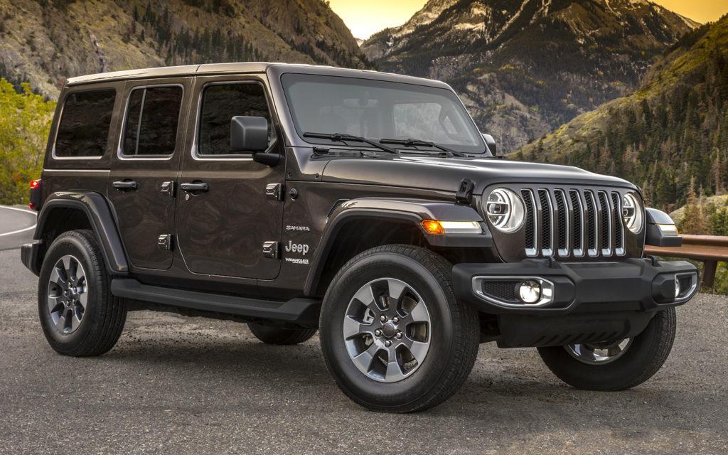 Jeep Wrangler 5P