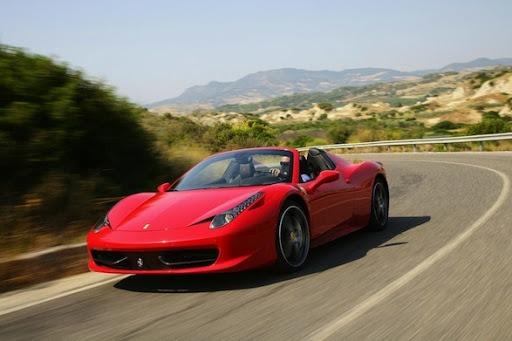 Ferrari 458 italia CABRIO