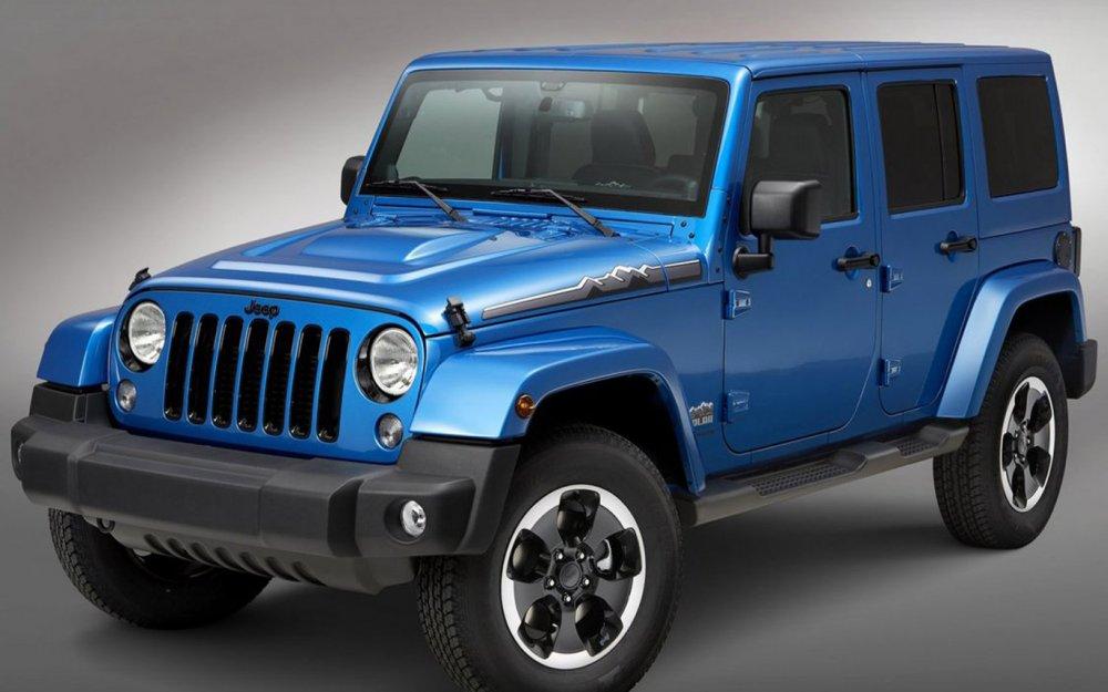 Jeep Wrangler 5P 200CV