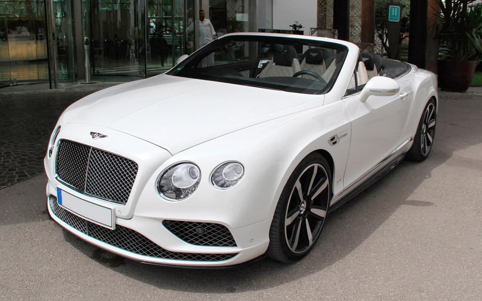 Bentley Continental GTC V8 S 529CV