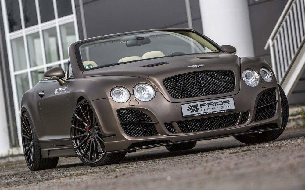 Bentley Continental GTC V8 PRIOR DESIGN 507CV
